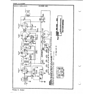 Alden, Inc. 1602L