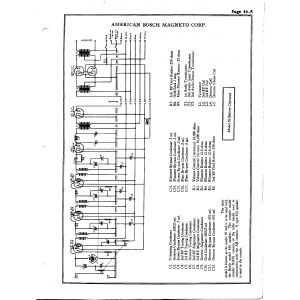 American Bosch 56