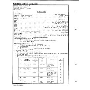 Capehart-Farnsworth 1005-B