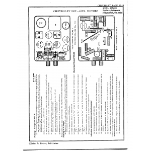 Chevrolet Div. - General Motors 985400