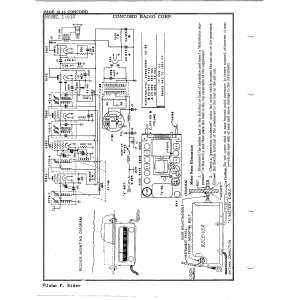 Concord Radio Corp. 1-610