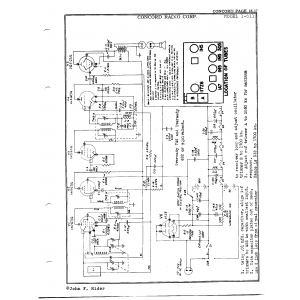 Concord Radio Corp. 1-611