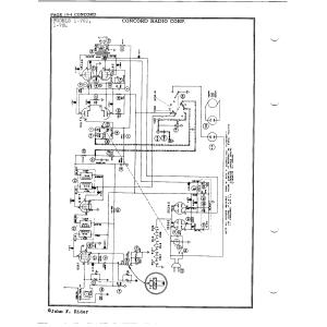 Concord Radio Corp. 1-704