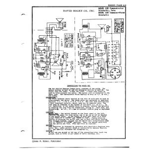 David Bogen Co., Inc. 2SC Communicator