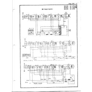 DeWald Radio Mfg. Corp. 273