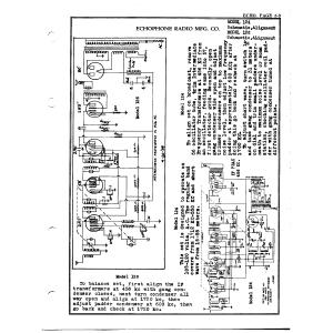 Echophone Radio Corp. 124