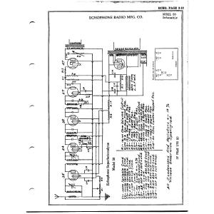 Echophone Radio Corp. 50