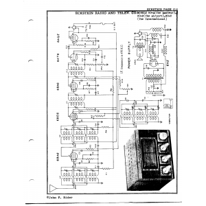 Eckstein Radio and Television Co. 80-C