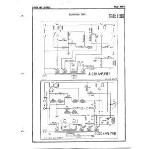 Electrad, Inc. A-250