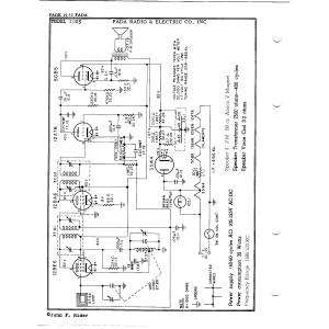 Fada Radio & Electric Co., Inc. 1005