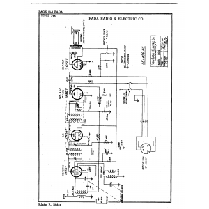 Fada Radio & Electric Co., Inc. 144
