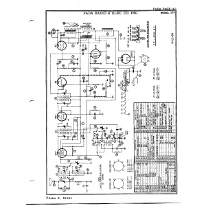 Fada Radio & Electric Co., Inc. 172