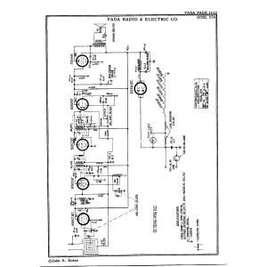 Fada Radio & Electric Co., Inc. 214