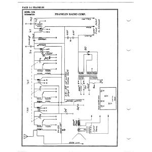 Franklin Radio Corp. 104