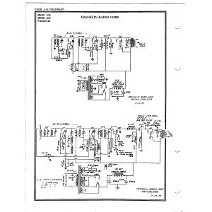 Franklin Radio Corp. 105