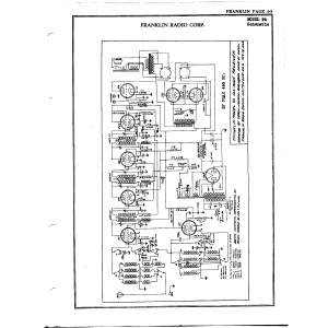 Franklin Radio Corp. 94