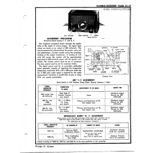 Gamble-Skogmo, Inc. 05RA2-43-8515A