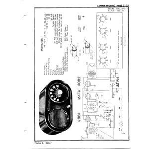 Gamble-Skogmo, Inc. 05RA33-43-8120A