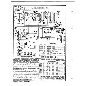Gamble-Skogmo, Inc. 07-A