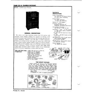 Gamble-Skogmo, Inc. 15RA1-43-7654A