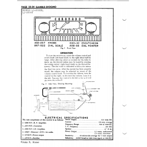 Gamble-Skogmo, Inc. 43-5006B