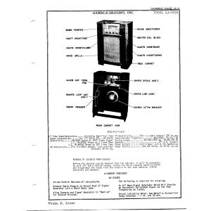 Gamble-Skogmo, Inc. 43-6951