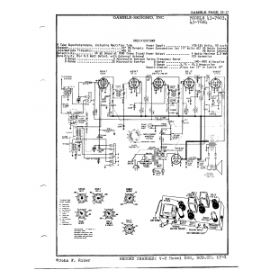 Gamble-Skogmo, Inc. 43-7603