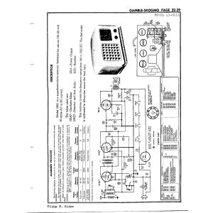 Gamble-Skogmo, Inc. 43-8111