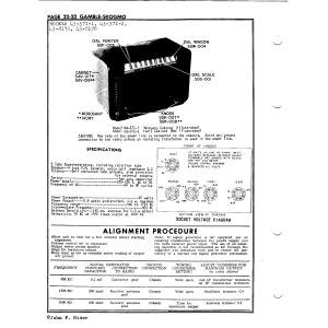Gamble-Skogmo, Inc. 43-8176