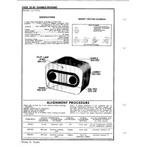 Gamble-Skogmo, Inc. 43-8190