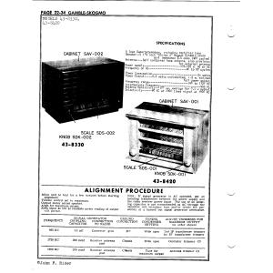 Gamble-Skogmo, Inc. 43-8330
