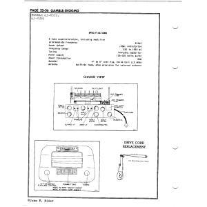 Gamble-Skogmo, Inc. 43-8354