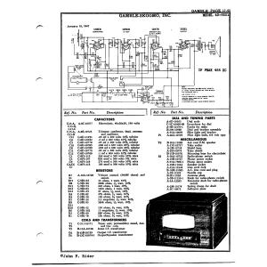 Gamble-Skogmo, Inc. 43-9201