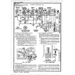 Gamble-Skogmo, Inc. 527A