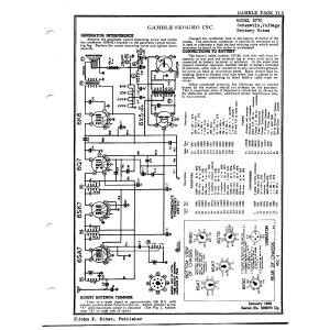 Gamble-Skogmo, Inc. 577C