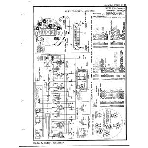 Gamble-Skogmo, Inc. 678, Issue A