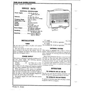 Gamble-Skogmo, Inc. 94RA31-43-9841A