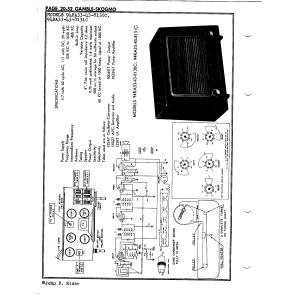Gamble-Skogmo, Inc. 94RA33-43-8130C