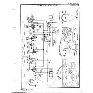 Globe Electronics, Inc. 552