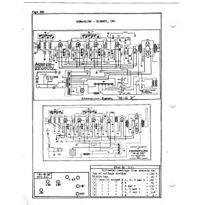 Hammarlund-Roberts, Inc. HI-Q 31