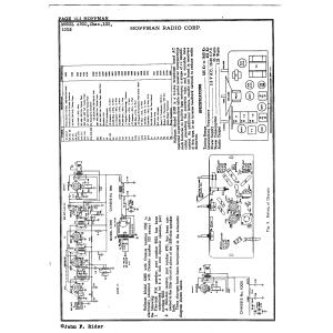 Hoffman Radio Corp. A300