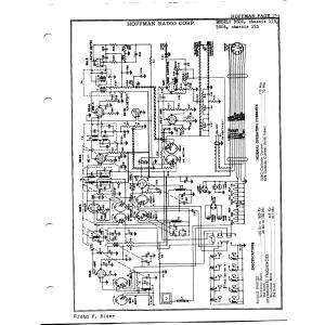 Hoffman Radio Corp. B504