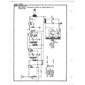 Jackson Radio & Television Co. 401-A
