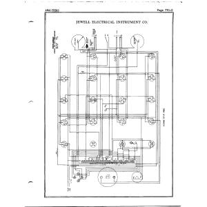 Jewel Electrical Instrument Co. Pat. 533 Tubechecker