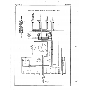 Jewel Electrical Instrument Co. Pat. 540 Tubechecker