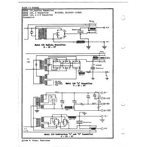 Kodel Radio Corp. 106, A&B Trnasifier