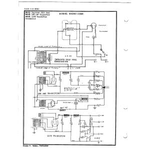 Kodel Radio Corp. 110B Transifier