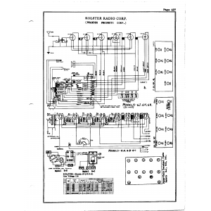 Kolster Radio Corp. 6L