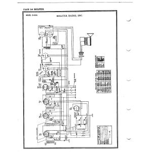 Kolster Radio Corp. K-114
