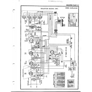 Kolster Radio Corp. K-133